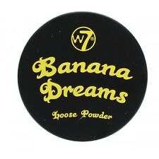 W7 Banana Dreams Loose Face Powder Yellow