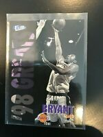 1997-98 Kobe Bryant '98 Greats Fleer Ultra SP #252