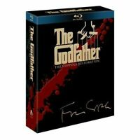 Coffret trilogie Le Parrain The Godfather - NEUF - Bluray Blu-ray Blu ray