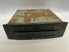 2005 RENAULT MEGANE CABASSE CD PLAYER 8200074339