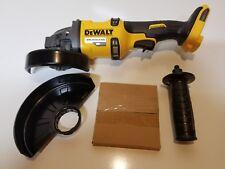 """DEWALT DCG414B 60V max Flexvolt 4 1/2"""" - 6"""" Cut Tool Angle Grinder bare tool NEW"""