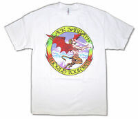 Black Sabbath World Tour 1978 White T Shirt New Official Band Reissue