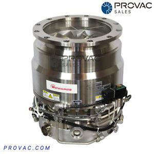Edwards STP-XA2703CV Turbo Pump, Rebuilt by Provac Sales, Inc.