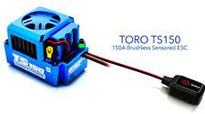 Skyrc toro ts150a brushless regulador ESC viaje regulador 150a 1/8 viajes regulador hasta 6s