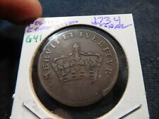 G41 Poland 1734 Coronation Medal