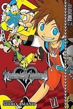Kingdom Hearts - Chain of Memories, Volume 1 (Kingdom Hearts (Graphic Novels)),