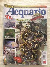 IL MIO ACQUARIO n.121 anno 2008 rivista di pesci rettili piante invertebrati...