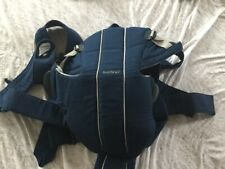 BABY BJORN BABY CARRIER in Blue Face In Or Out