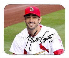 Item#2003 Matt Carpenter St. Louis Cardinals Facsimile Autographed Mouse Pad