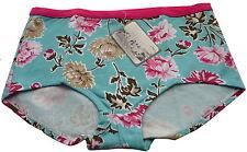 Past Season Branded Weeny Floral Bikini Style Pants Size 8 NWT