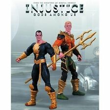 Injustice - Aquaman VS Black Adam Action Figure 2-pack by DC Collectables