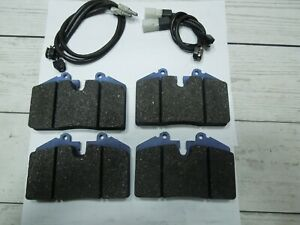 1997 LAMBORGHINI Diablo SV Rear Brake Pads Kit OEM 003236088 NEW