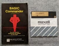 BASIC Commander Atari 400 800 XL XE Home Computer MMG Micro Software programming