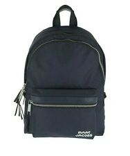 NWT Marc Jacobs Trek Pack Large Nylon Backpack ~ Midnight Blue ~ M0014030