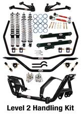 Qa1 Handling Level 2 Suspension Kit,Fits 1990-1993 Ford Mustang,Gt-Lx-Fox,F4000