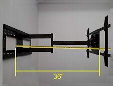 "36"" Long Single Arm Ext Wall Mount Bracket for Samsung LG Vizio LED TV 65 60 55"