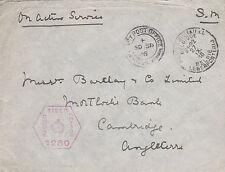 Used George V (1910-1936) British Postal History