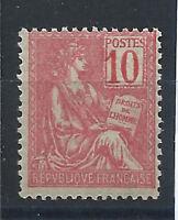 France N° 112** (MNH) 1900-01