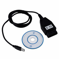 OBD Interface Diagnostic Auto Scanner Scan Tool USB Cable For Ford VCM New AB