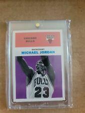 1998-99 Fleer Tradition Vintage '61 #23 Michael Jordan Chicago Bulls HOF