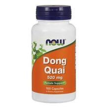 2 x Dong Quai, 520 mg, 100 Veg Capsules(200 caps in  total)