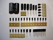 NAD 3020A+B 3120 PANASONIC FR Elko-Satz kpl. caps recapping recap kit complete