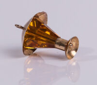 9ct gold Charm / Sundae / Yellow Gold