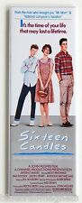 Sixteen Candles Fridge Magnet (1.5 x 4.5 inches) insert movie poster