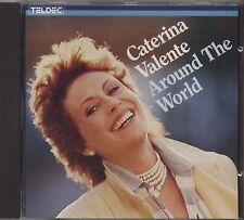 CATERINA VALENTE Around the world CD GERMANY 1985 MINT