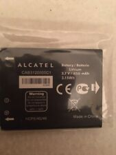 GENUINE ALCATEL CAB3120000C1 BATTERY Alcatel One Touch 768 OT888A OT880A 850 mAh