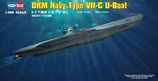 Hobby Boss 3483505 U-Boot DKM Navy Typ VII-C 1:350 Modellbau Modell Bausatz