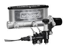 """Wilwood Aluminum 15/16"""" Master Cylinder Kit- Polished Finish 261-13626-P #5010"""