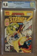 DOCTOR STRANGE SORCERER SUPREME ANNUAL #2CGC 9.8