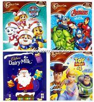 Kinnerton Chocolate Advent Calendars Christmas countdown kids 24 Days Nut safe