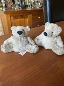 Huggies Bear Pair. Collectable Rare