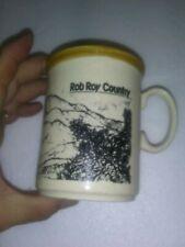 Rob Roy Country Coffee Cup Mug E20