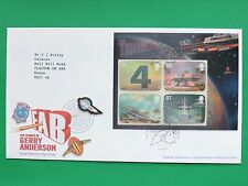 2011 Gerry Anderson FAB Royal Mail First Day Cover Tallents House SNo44767