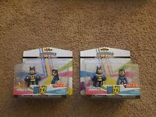 Funko Teen Titans Hero World Target Excl. S3 Batman & Nightwing (2) RARE Errors