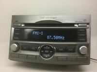 SUBARU Interno Br CD Radio Lettore Testa Unità 86201AJ410 86201-AJ410