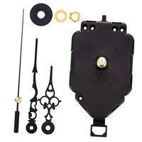 Quartz Wall Clock Movement with Long Hands Motor DIY Repair Replacement Parts