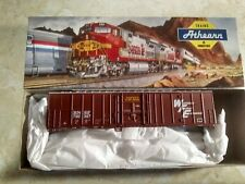 Athearn  5474 BNSF 57' Mechanical Reefer #790387 WFEX LETTERING Brown MINT