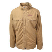 Columbia Men's Brown Wander Yonder Full-Zip Jacket (Retail $100)