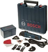NEW Bosch MX25EK-33 2.5 Amp Multi-X Oscillating Tool Kit w/ 33 Accessories NIP