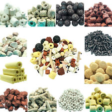 50g Mix Aquarium Fish Tank Filter Media Activated Carbon Ceramic Biological Ball