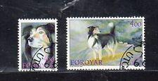 Feroe Fauna Perros Serie del año 1994 (CA-425)