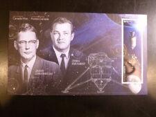 CANADA, 2019 Apollo 11 - 50th Anniversary FDC, #3188-9