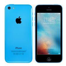 Apple iPhone 5C Smartphone 16GB 4 Zoll IPS Retina-Touchscreen, 8MP Kamera Blau
