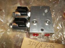 JCB 332/X3625 FLOAT VALVE FOR 260 SKIDSTEER, 4304112