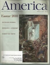 America April 5, 2010 Reflection on Easter/Judgment Day/Held Fast In Peace