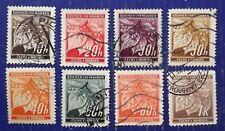 Briefmarken: Böhmen und Mähren (gestempelt) Posten & Lots